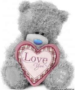 me to you love you på hjärta